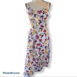Banana Republic   Ruffled Summer Dress